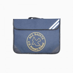 All Saints Primary School Book Bag