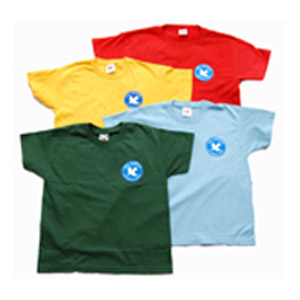 All Saints CE Primary School PE T-shirt