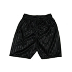 Barns Green Primary Black PE Shorts