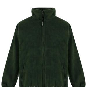Colgate Primary School Green Fleece