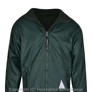 Colgate Primary School Reversible Fleece Jacket