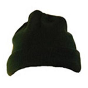 Green Ski Hat