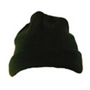 Leechpool Primary Green Ski Hat