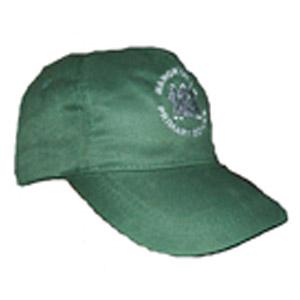 Manor Green Primary Green Baseball Hat