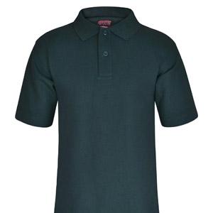 Manor Green Primary Poloshirt