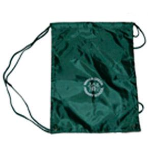 Manor Green Primary Green PE Bag