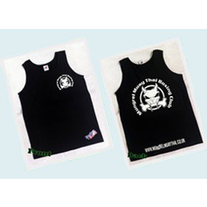 Mungrel Muay Thai Boxing Club Vest