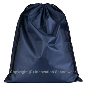 Pound Hill Navy PE Bag