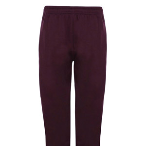 Pound Hill Infant Maroon Jogging Bottoms
