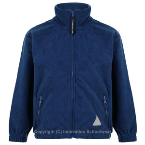 St Marys Royal Blue Fleece