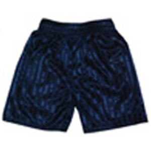 Navy PE Shorts