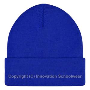 St Marys Royal Blue Ski Hat