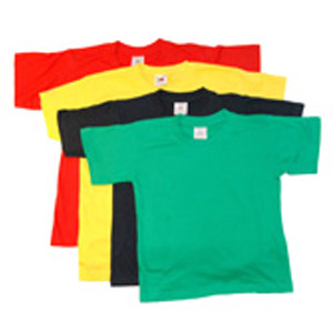 St Peters C of E Primary School PE Tshirts