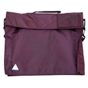 St Roberts Catholic Primary School Maroon Book Bag