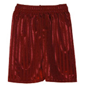 St Roberts Catholic Primary School Maroon PE Shorts