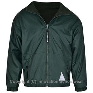 Shipley Primary School Green Reversible Fleece Jacket