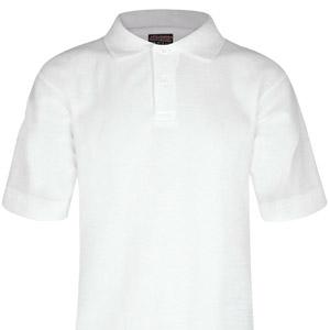 Shipley White Poloshirt