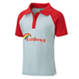 Rainbow Poloshirt