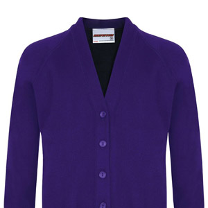 Hilltop Primary School Cardigan
