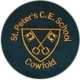 St Peters school crest