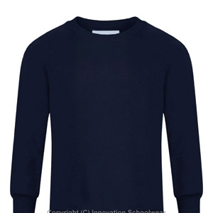 All Saints Round Neck Sweatshirt