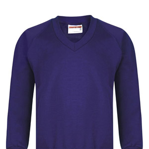 Barns Green Primary V Neck Sweatshirt