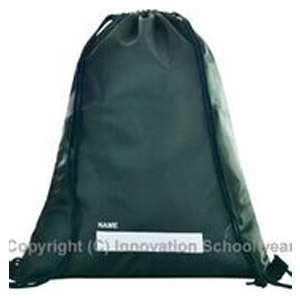 Green School PE Bag