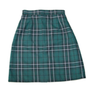 Millais School Tartan Skirt