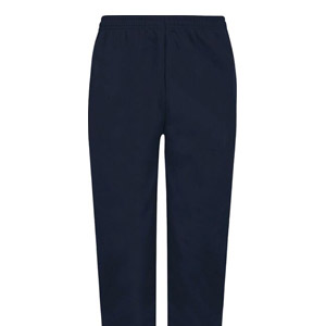 Manor Green College Navy Jogging Bottoms