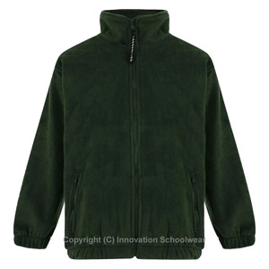 Manor Green Primary Fleece