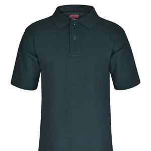 Manor Green Primary Poloshirt