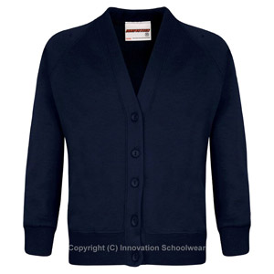 Northolmes Junior School Navy Cardigan