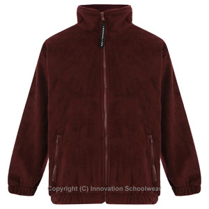 Pound Hill Infant Academy Maroon Fleece