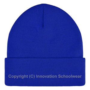 St Marys Royal Blue Ski Hat