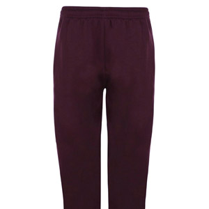 St Roberts Catholic Primary School Maroon Jogging Bottoms