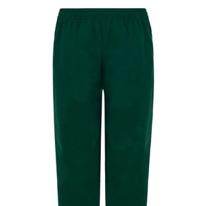 Shipley Primary School Green PE Jogging Bottoms