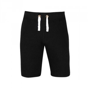 Mungrel Muay Thai Black Campus Jogger Shorts