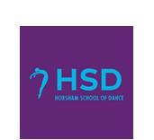 Horsham School of Dance logo